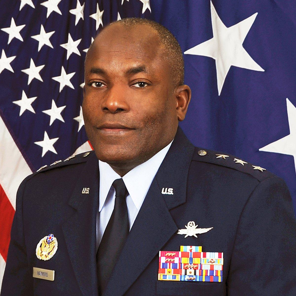 Gen Ronnie Hawkins - Board Member